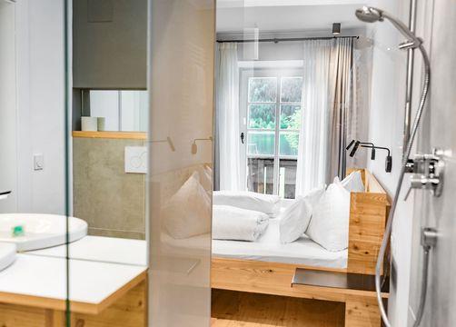 Biohotel Gralhof Suite mit Seeblick (4/4) - Biohotel Gralhof