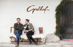 Biohotel Gralhof: Gastgeber Familie Knaller - Biohotel Gralhof, Weissensee, Kärnten, Österreich