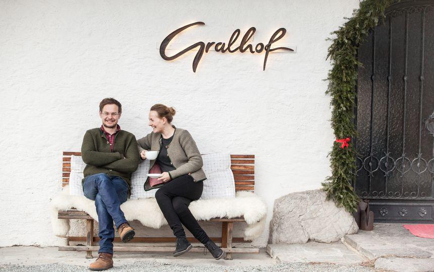 Gastgeber - Biohotel Gralhof