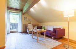 Bio-Wellbeing Suite with balcony (2/4) - BioVitalHotel Sommerau