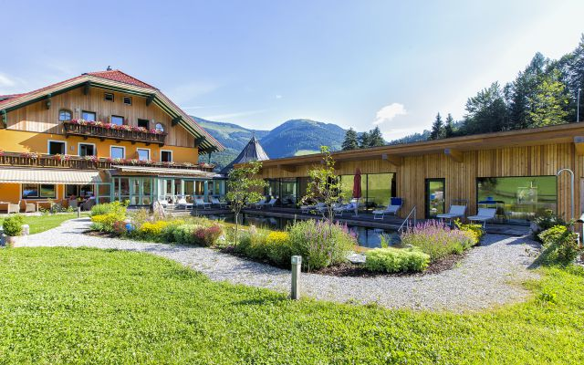 Biohotel Sommerau: Urlaub in St. Kolomann