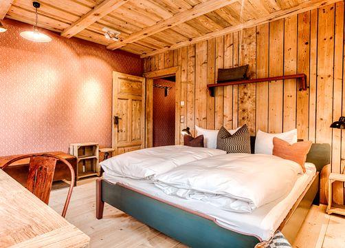 Hotel Muhle double room (1/10) - Bio- & Nationalpark Refugium Schmilka
