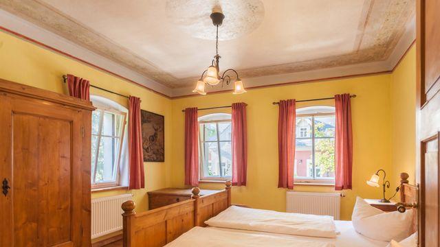 Apartment im Forsthaus für 2 Personen