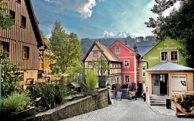 Bio-Refugium Schmilka: Der historische Mühlenkomplex in Schmilka