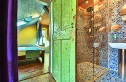 Villa Waldfrieden premium doubleroom (8/8) - Bio- & Nationalpark Refugium Schmilka