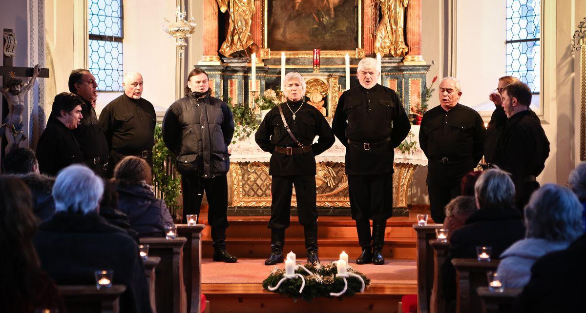 Advent-Festtage mit Peter Orloff und seinen Schwarzmeer-Kosaken | 7 Tage