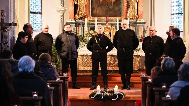 Advent-Festtage mit Peter Orloff und seinen Schwarzmeer-Kosaken