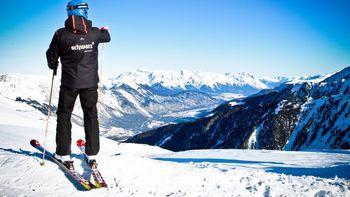 Golf & Ski Woche mit Hansi