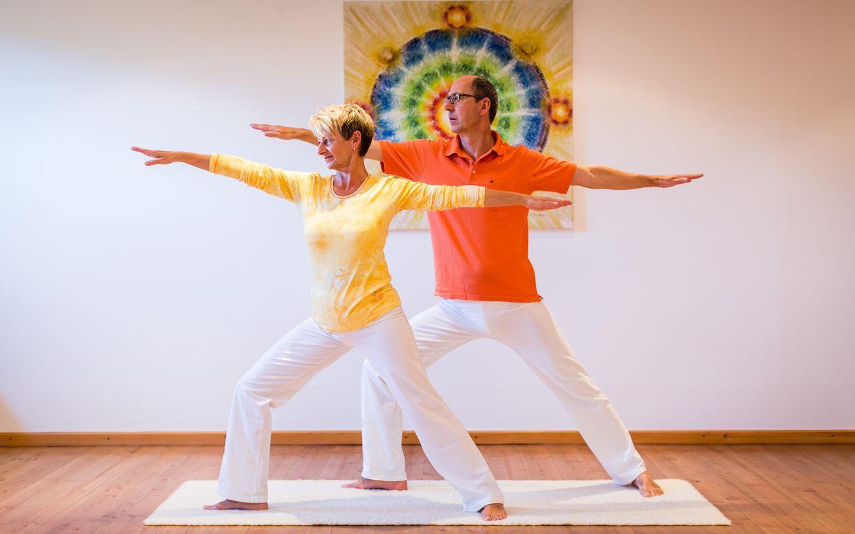 YOGA-Workshop mit Bernhard und Maria | 3 Übernachtungen