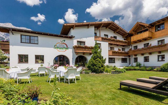 Biohotel Schweitzer: Urlaub in Mieming / Tirol