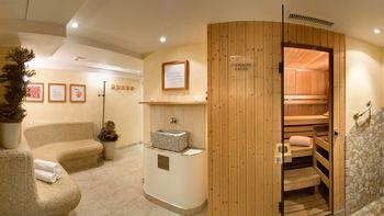Biohotel Schweitzer Sauna Wellness Spa Auszeit