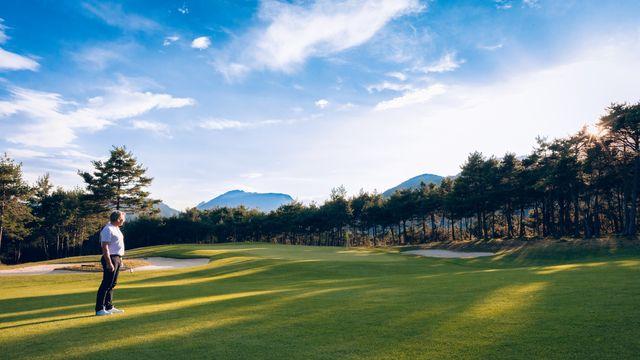 Golf-Eröffnungstage