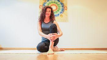 Yogatage Basic mit Monika