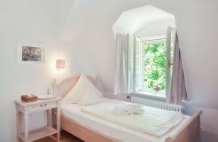 Classic single room small with garden view (2/2) - Schlossgut Oberambach