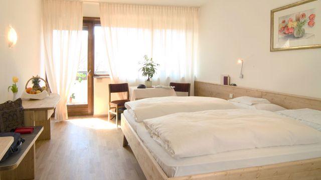 """Doppelzimmer """"Gartenseite"""""""