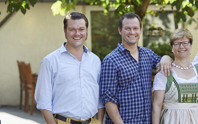 Biohotel Rose: Familie Tress