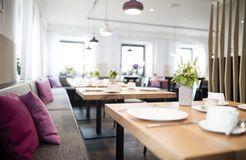 Biohotel Rose: Unsere Johannes-Stube - Bio-Hotel und Restaurant Rose, Hayingen-Ehestetten, Baden-Württemberg, Deutschland