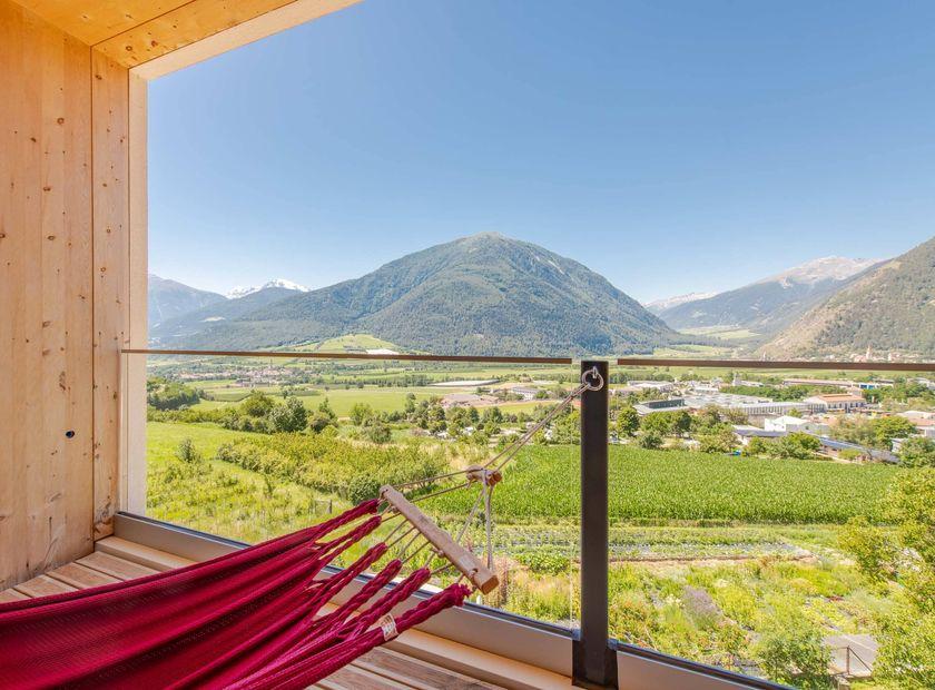 Biohotel Panorama: Urlaub in Südtirol - Biohotel Panorama, Mals, Trentino-Südtirol, Italien