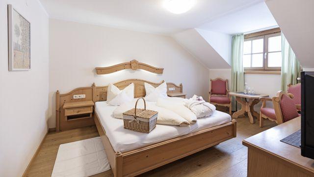 Komfort-Doppelzimmer Holunder ohne Balkon