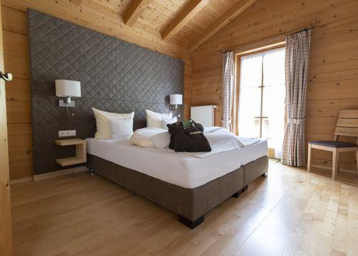"Organic Chalet Suite ""Edelkastanie"" (1/4) - moor&mehr Bio-Kurhotel"