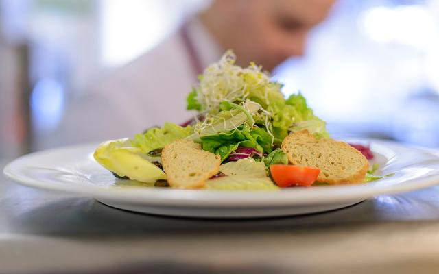 Biohotel Mohren: Kreative, leichte Bio-Küche