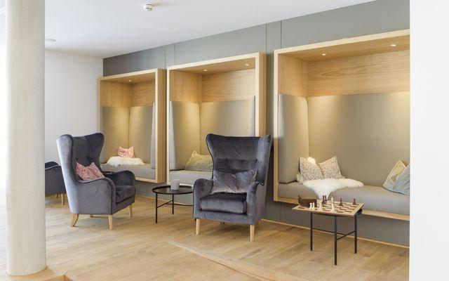 Biohotel Mohren: neues Wohnzimmer