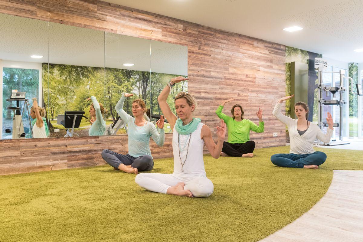Yoga-Tage