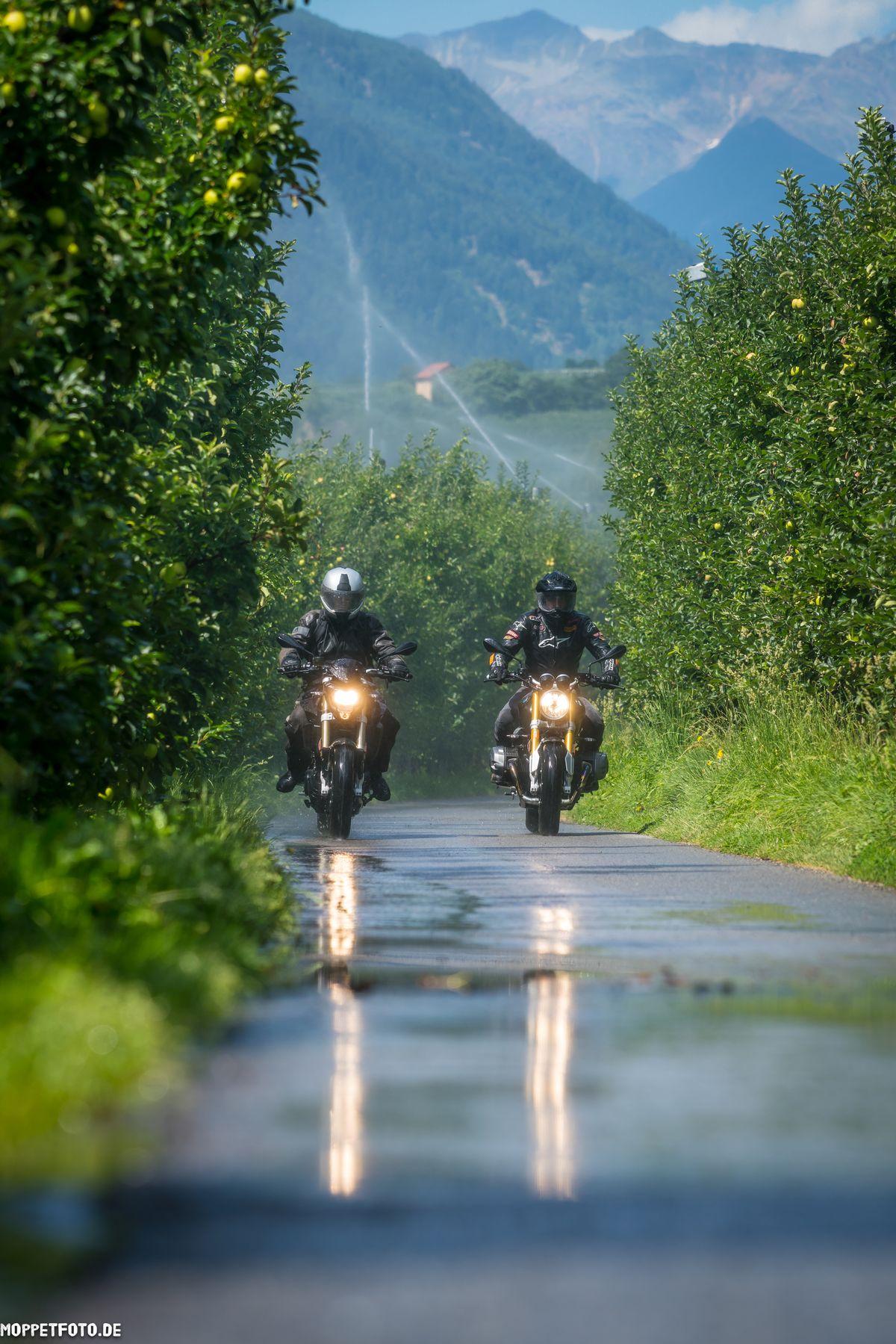 Libertà su due ruote |7 notti