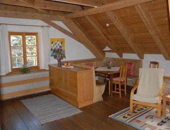 Urlaub auf dem Bauernhof - Ferienwohnung B - Landhotel Anna & Reiterhof Vill