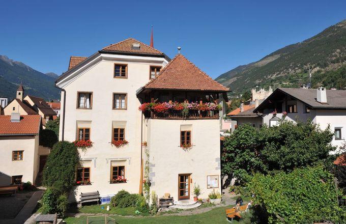 3 Sterne Landhotel Anna & Reiterhof Vill - Schlanders, Vinschgau, Trentino-Südtirol, Italien