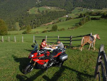Top Angebot: Reiten & Motorradfahren - Landhotel Anna & Reiterhof Vill