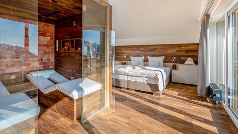 """Comfort suite deluxe """"Adlerhorst"""""""