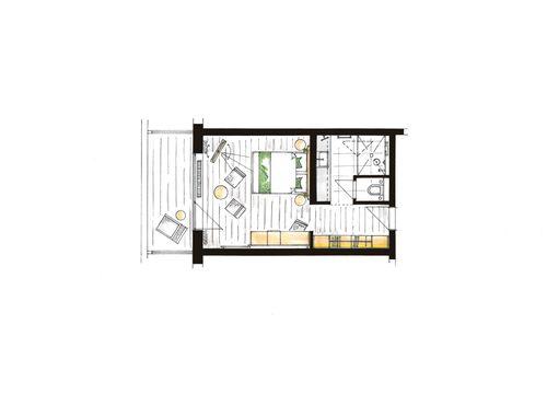 Comfort room Paradies 3/3