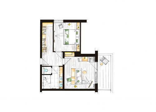 Comfort suite Falken 3/3
