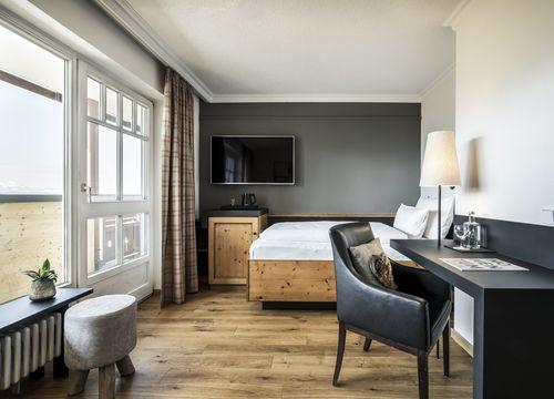 Comfort single room Säntis 5/6