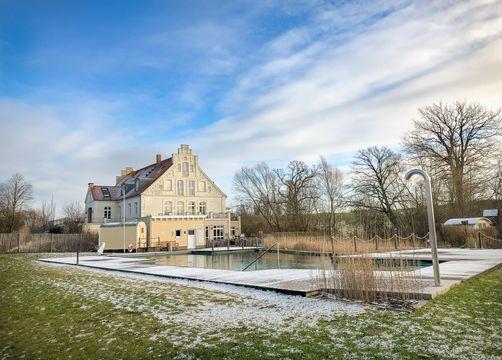 biohotel gutshaus parin hotel winter - Hotel Gutshaus Parin