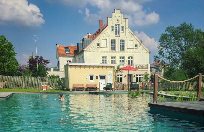 Hotel Gutshaus Parin - Parin, Mecklenburg-Vorpommern, Deutschland