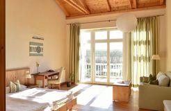 Biohotel Parin Zimmer Sonne (2/4) - Hotel Gutshaus Parin