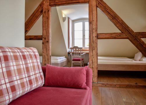 Biohotel Parin Zimmer Wasser (4/4) - Hotel Gutshaus Parin