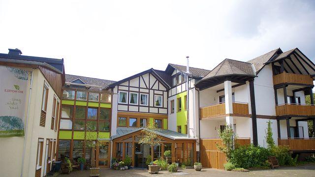 Forellenhof, Das Bio-Landhaus