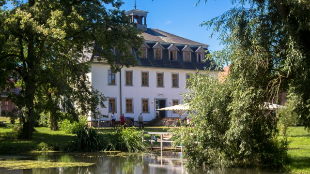 Biohotel Stiftsgut Wilhelmsglücksbrunn