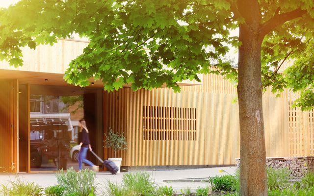 Biohotel Sturm: Willkommen in der Rhön