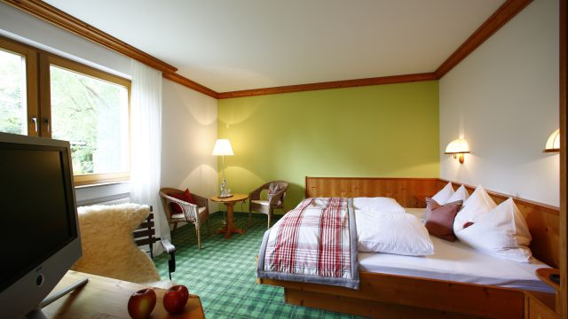 "Double room ""Landhaus"" (country house)"