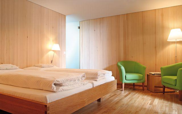 Biohotel Schwanen: Doppelzimmer