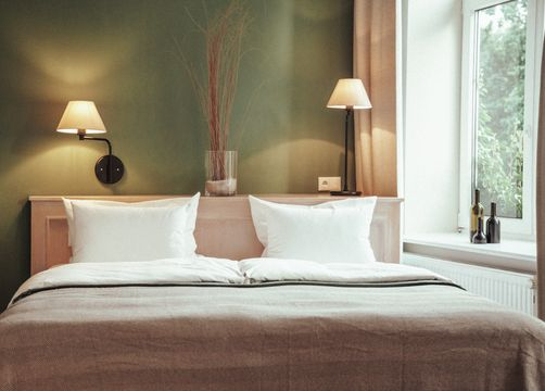 double room classic (1/4) - BE BIO Hotel be active