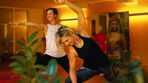 Adler´s Yoga-Pauschale