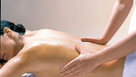 Vitalis Rückenmassage