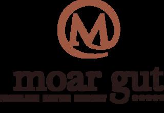 Moar Gut - Logo
