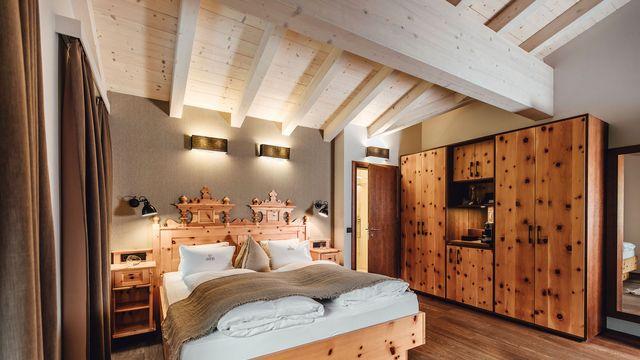 Doppelzimmer Wildrose Loft