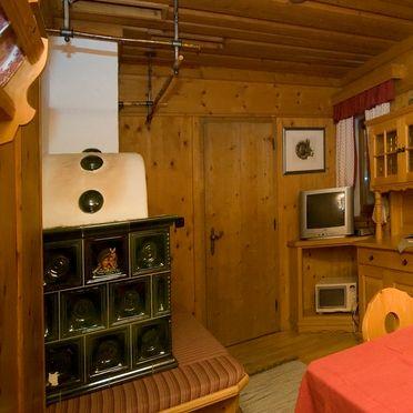Living room, Auhofalm, Jochberg, Tirol, Tyrol, Austria